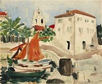 sainte-maxime by jean de brunhoff