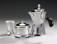 kaffeservis (set of 3) by eliw ljungström