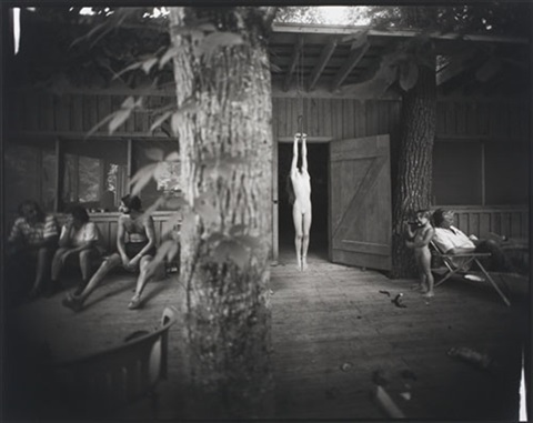 hayhook by sally mann