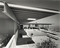 Pierre Koenig s Case Study House       Mid century     s Modern        best Pierre Koening images on Pinterest   Stone  Case study and  Architecture