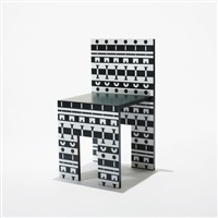 chair from the ollo collection (designed by alessandro guerriero) by alchimia