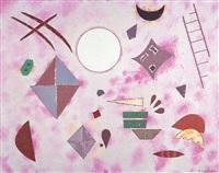 abstrakes stillleben by otto hofmann