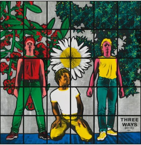 three ways (in 30 parts) by gilbert & george