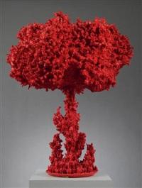 mushroom cloud by ma han