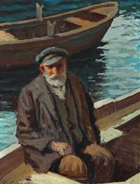 traghettatore by giuseppe colonello