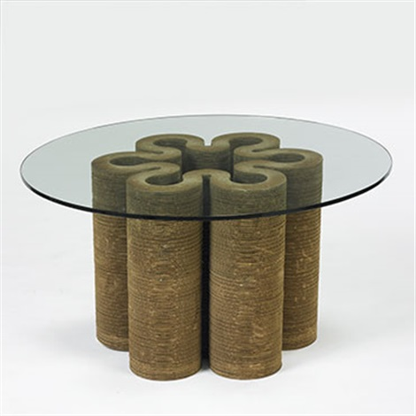 occasional table by frank gehry