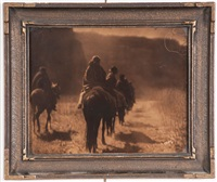 orotone by edward sheriff curtis