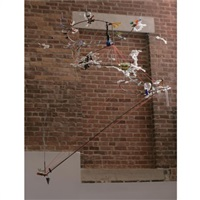 untitled (variable sizes) by sarah sze