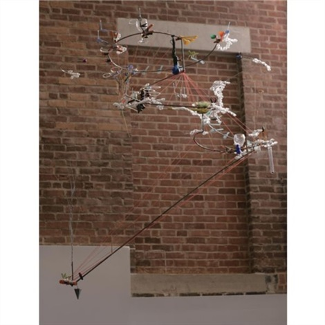 untitled variable sizes by sarah sze