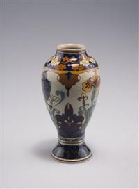 kleine vase by rozenburg ceramics (co.)