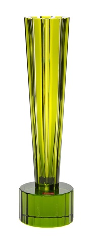 enki olivine from rencontre collection by ettore sottsass