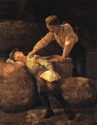 ein guter schlaf by carl anton reichel