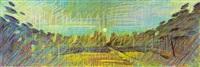 das gesichtsfeld samt den seitlichen unschärfezonen by max peintner