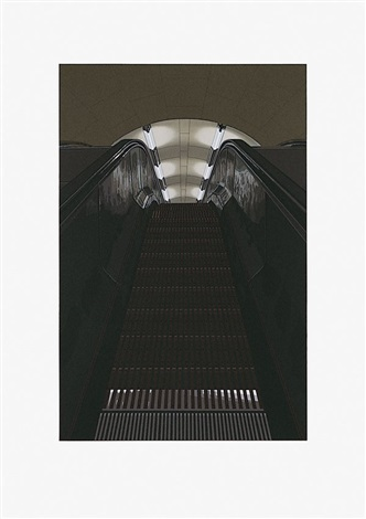 picadilly station no i by richard estes