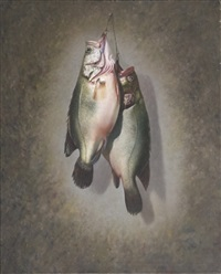 double fish by gao yuanhe
