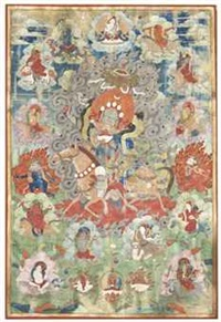 depicting shri devi by anonymous-tibetan (18)