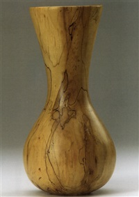 flaring vase by melvin lindquist