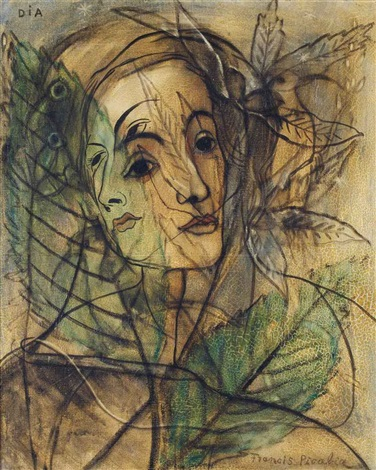 dia by francis picabia