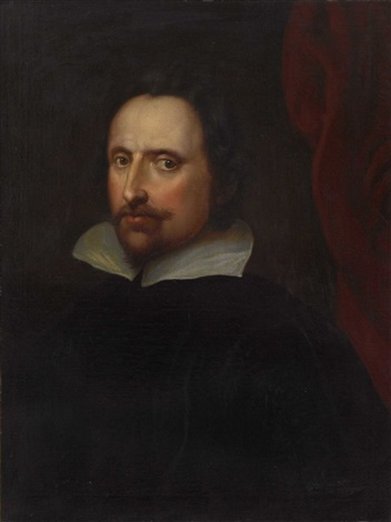 bildnis eines edelmannes by sir anthony van dyck