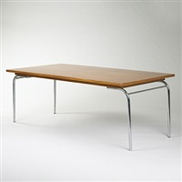 camel table by richard neutra