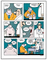 bonjour docteur by philippe geluck