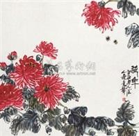 延年 by qi bingsheng