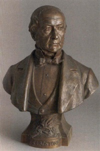 w.e. gladstone by jean ossaye mombur