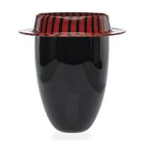 rare vase interior by lino tagliapietra