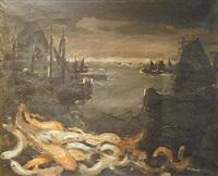 la naissance du navire by rené-marie dujardin