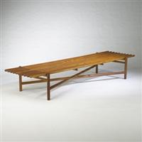 bench by bertrand goldberg