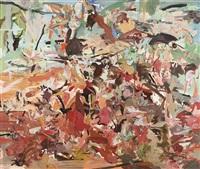 berserkers (2) by cecily brown