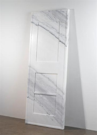 Superieur Marble Door By Ai Weiwei