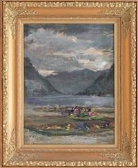 omegna, lago d'orta by aldo arcangeli