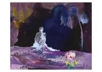 meditation by marcestel