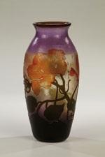 vase by glashüttenwerke weisswasser