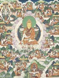 tsongkhapa by anonymous-tibetan (18)