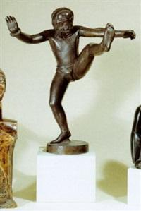 gemaskerde danseres by charles leplae