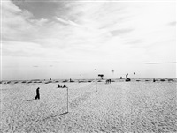 cape cod (volleyball net) by harry callahan