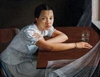 恬静的午后 by xu xiaodong