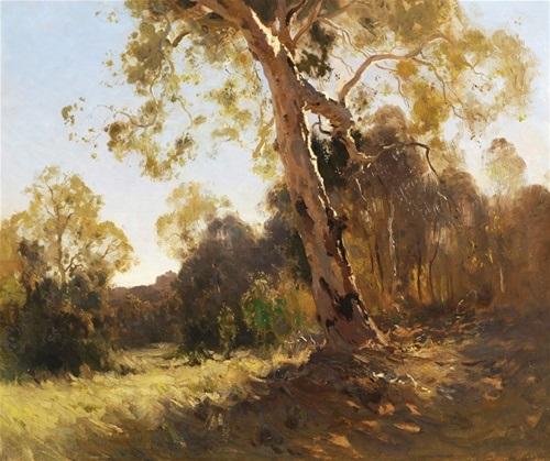 bushland by theodore penleigh boyd