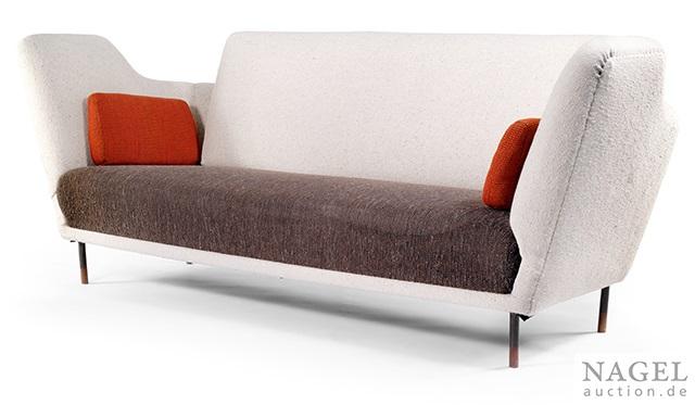 Sofa Tivoli, Modell 57 By Finn Juhl On Artnet