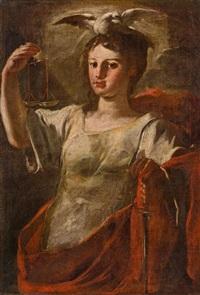 justitia (allegorie der gerechtigkeit) by corrado giaquinto