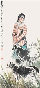 疆域风情 by huang zhou