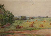 walls farm, morgan county, indiana by william forsyth
