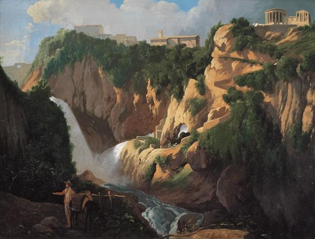 paesaggio by franz knebel