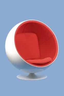Ball chair by Eero Aarnio on artnet