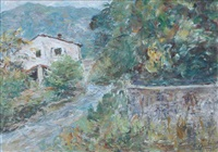 paesaggio in brianza by carlo aimetti