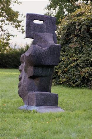 abstrakte studie animalisch by rudolf christian baisch