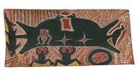 birds and creatures, groote eylande by nambadjigadja amagula