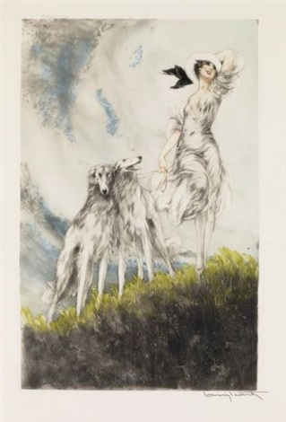 joy of life by louis icart